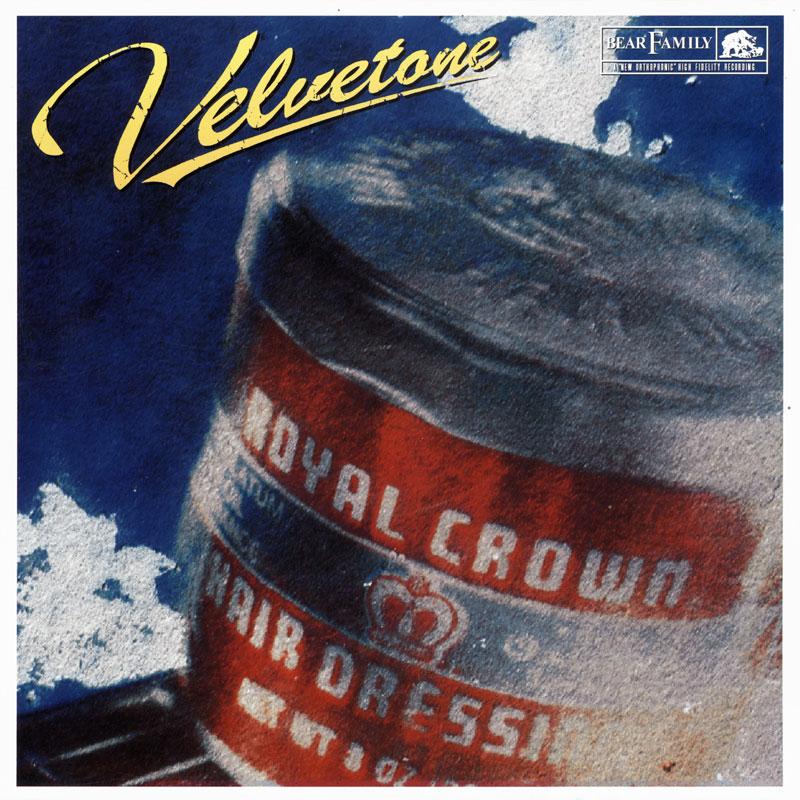 Velvetone – Vinyl-10-Inch-LP – 1996