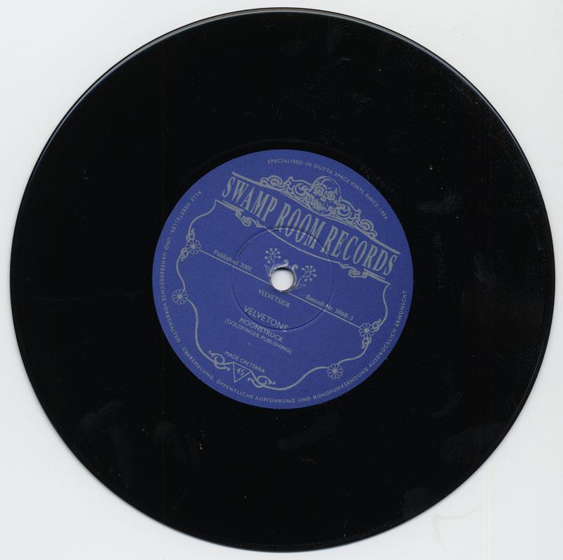 Moonstruck – Vinyl 45 – 2001