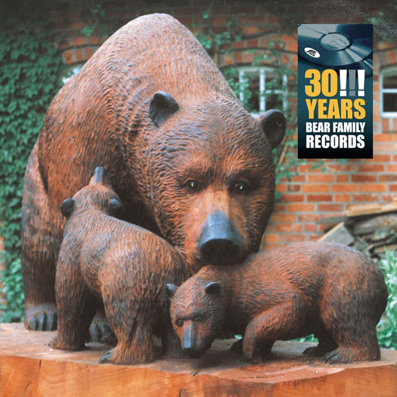 30 Years Bear Family Records – 2-CD Box Set – 2005