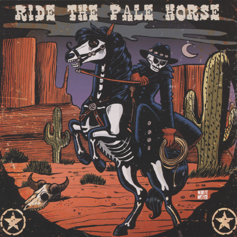 Ride The Pale Horse – CD – 2009