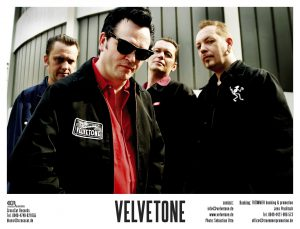 Velvetone Pressefoto WEB RGB 312 kB Foto: Sebastian Otto