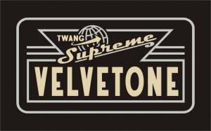 VelvetoneLogo Twang Supreme172 KB ©Velvetone