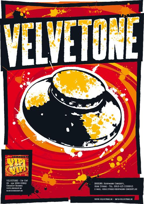 ©2007 Velvetone Poster