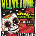 ©2014 Velvetone w/RALF BENESCH Poster A Gringos Holiday