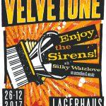 ©2017 Velvetone w/SILKY WATZLOVE Poster Enjoy The Sirens