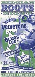 ©2006 Velvetone w/Blues Lee & Smokestack Lightnin\' &  Son DeLuxe - BE-Antwerpen - Hof Ter Lo - Belgian Roots Night