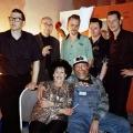 Backstage Musichall Worpswede w/Wanda Jackson