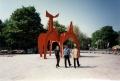 1999 Velvetone Hannover mit Kunst