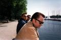 1999 Velvetone Hannover mit Sonnenbrillen